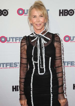 Trudie Styler - 'Freak Show' Screening at Outfest Film Festival in Los Angeles