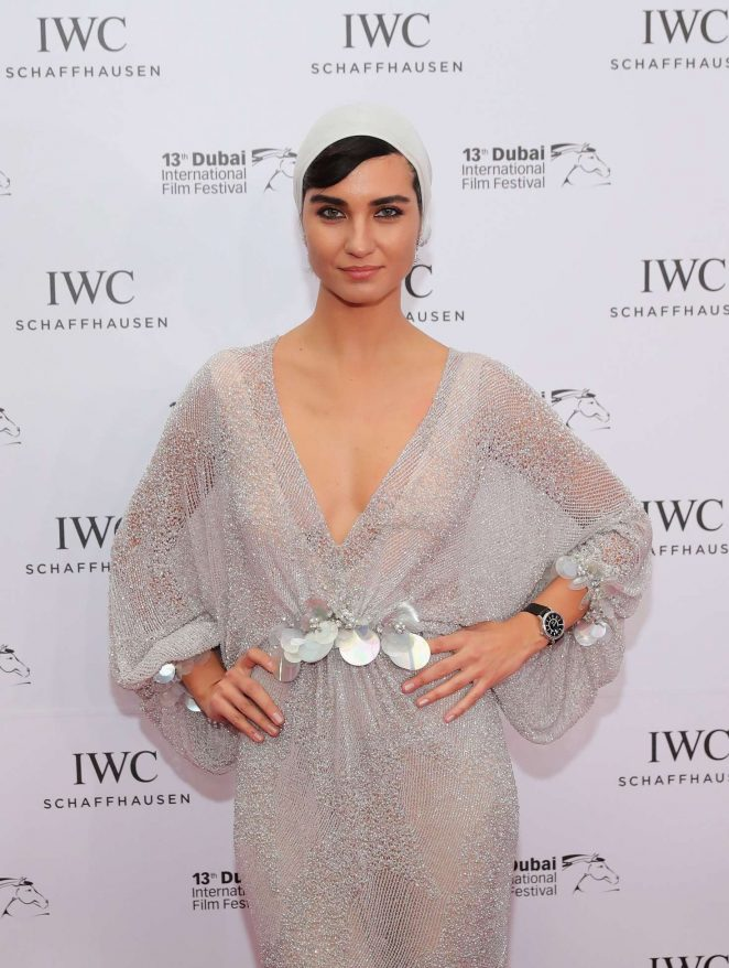 Tuba Buyukustun - 2016 Dubai International Film Festival Day 2