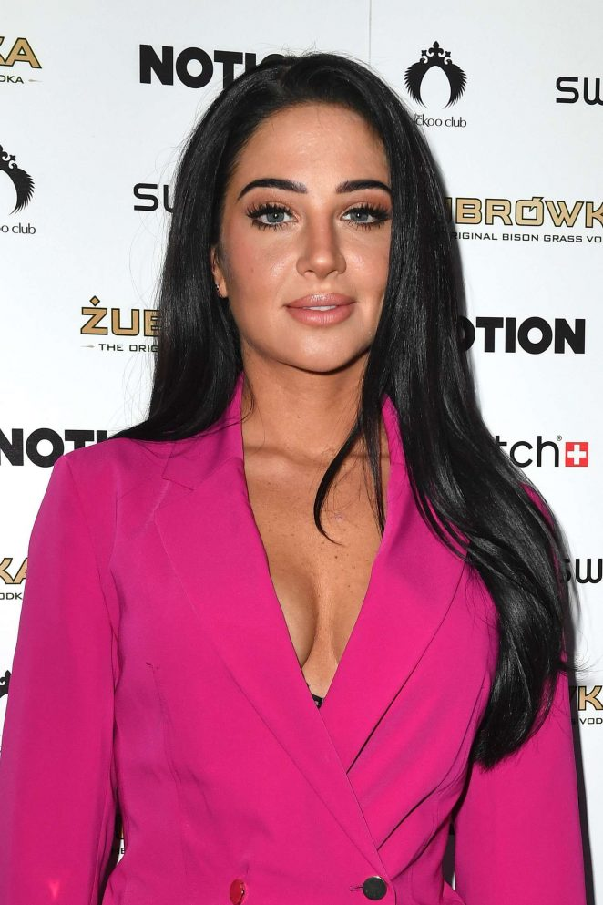 Tulisa Contastavlos - Notion Magazine Party in London