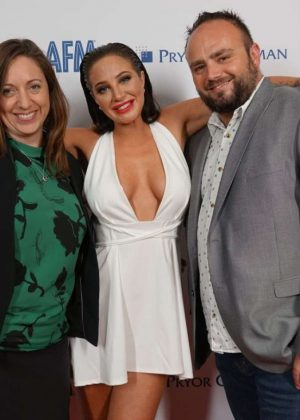 Tulisa Contostavlos - 'Diva' Premiere in Santa Monica