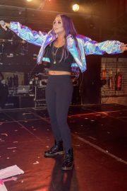 Tulisa Contostavlos - Performing at G-A-Y in London