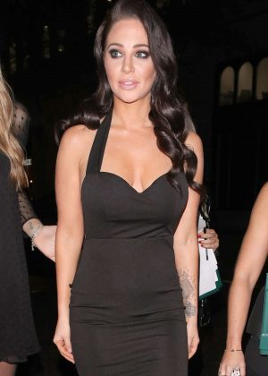 Tulisa Contostavlos - Specsavers Spectacle Wearer Of The Year Event in London
