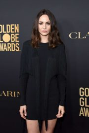 Tuppence Middleton - 2019 HFPA And THR Golden Globe ambassador party in West Hollywood