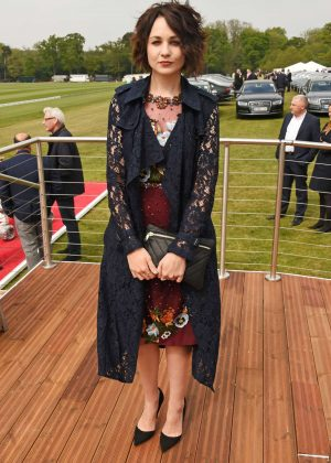 Tuppence Middleton - Audi Polo Challenge - Day One in Ascot