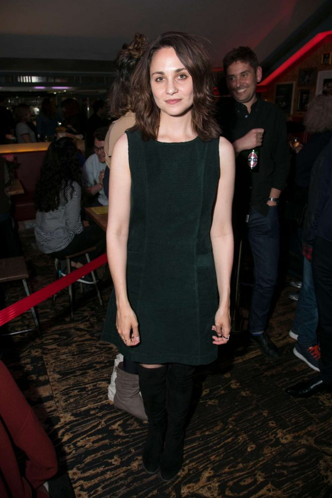 Tuppence Middleton - 'Blueberry Toast' Party in London