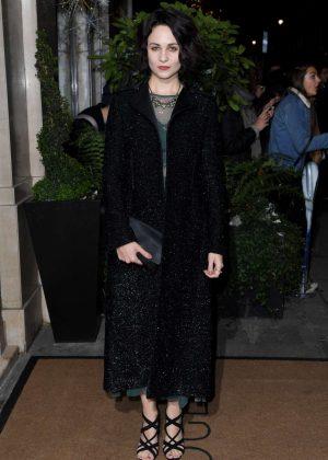 Tuppence Middleton - London Evening Standard British Film Awards 2016