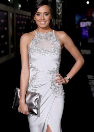 Tyla Carr - 'Bright' Premiere in London