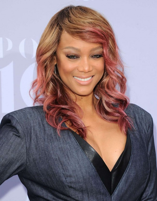 Tyra Banks – 24th Annual Women in Entertainment Breakfast in Los Angeles