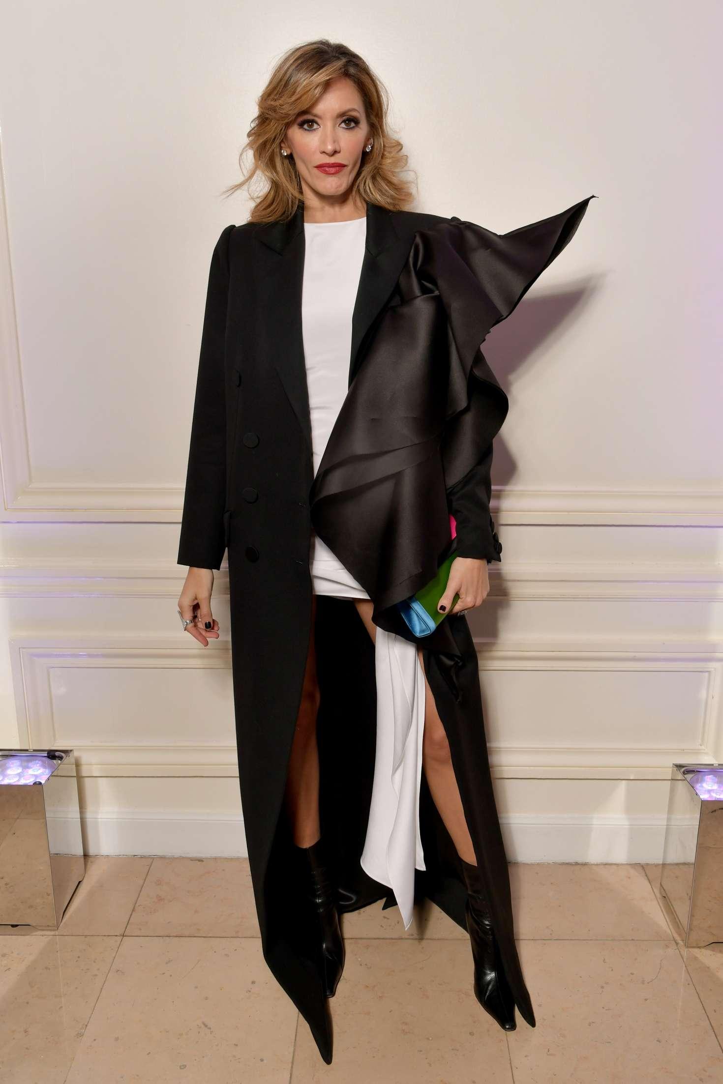 Ulla Parker - 2018 Sidaction Gala in Paris