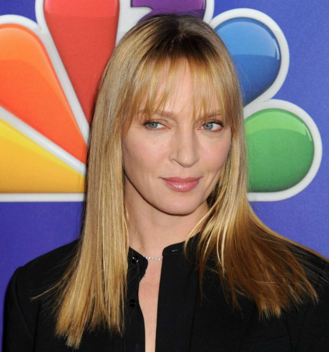 Uma Thurman: 2015 NBCUniversal Press Tour Day 2 -06