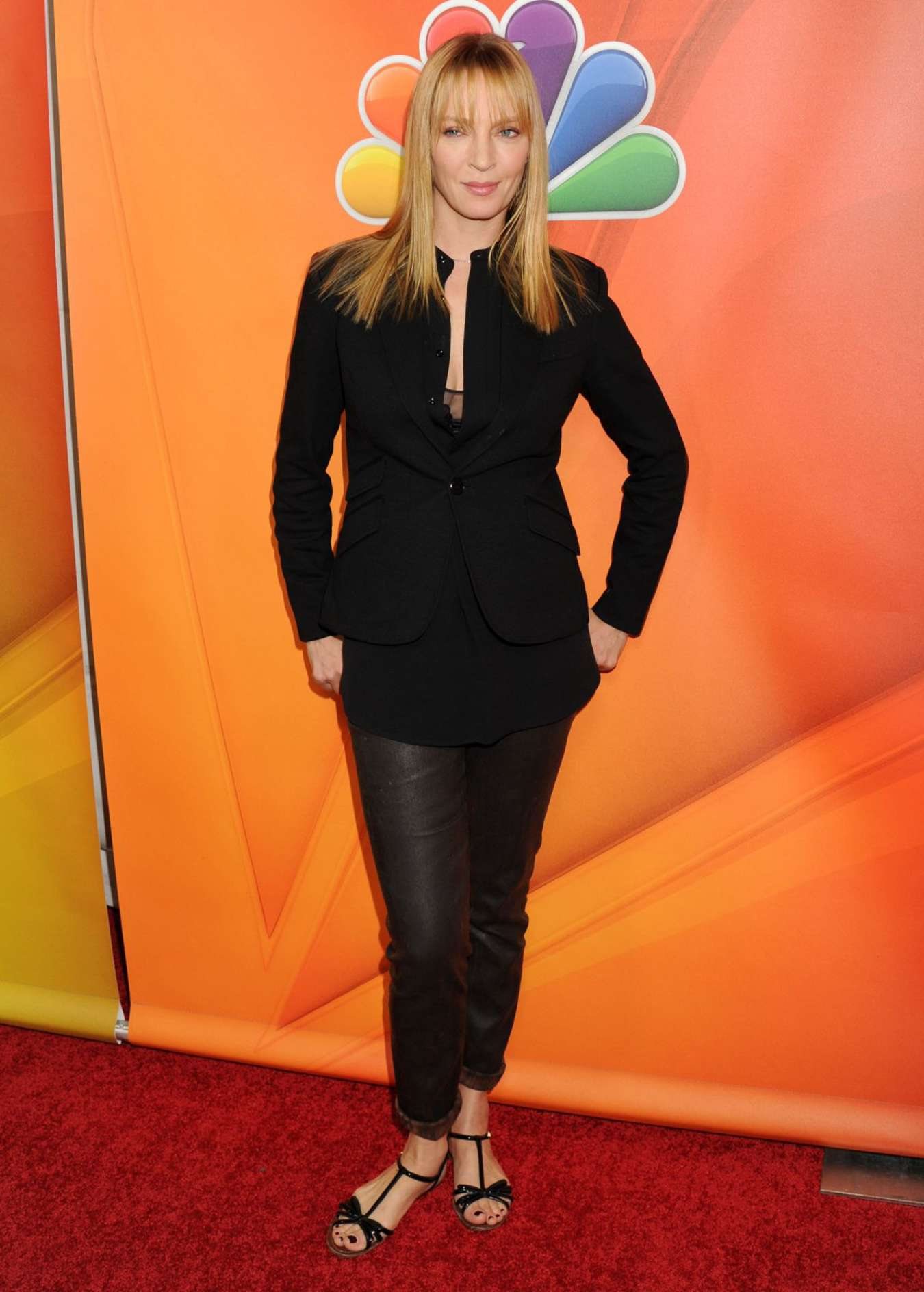 Uma Thurman - 2015 NBCUniversal Press Tour Day 2 in Pasadena