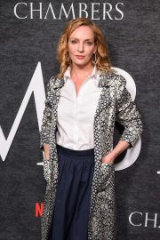 Uma Thurman - 'Chambers' TV Show Premiere in New York