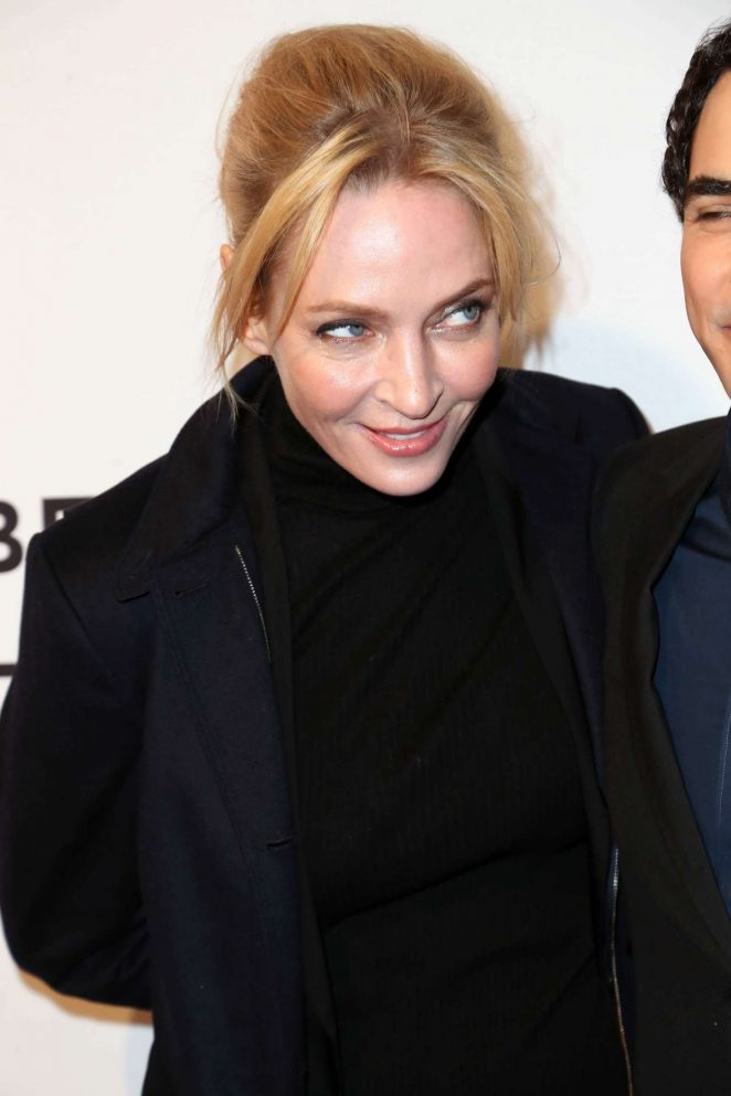 Uma Thurman - 'House of Z' Screening in New York