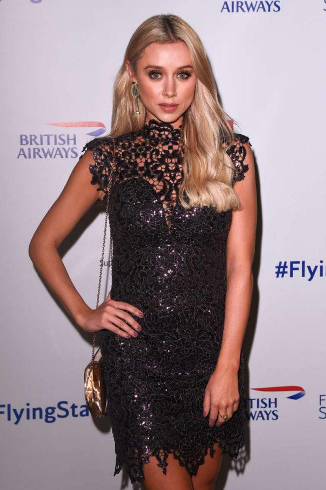 Una Healy – British Airways Celebration Party in London