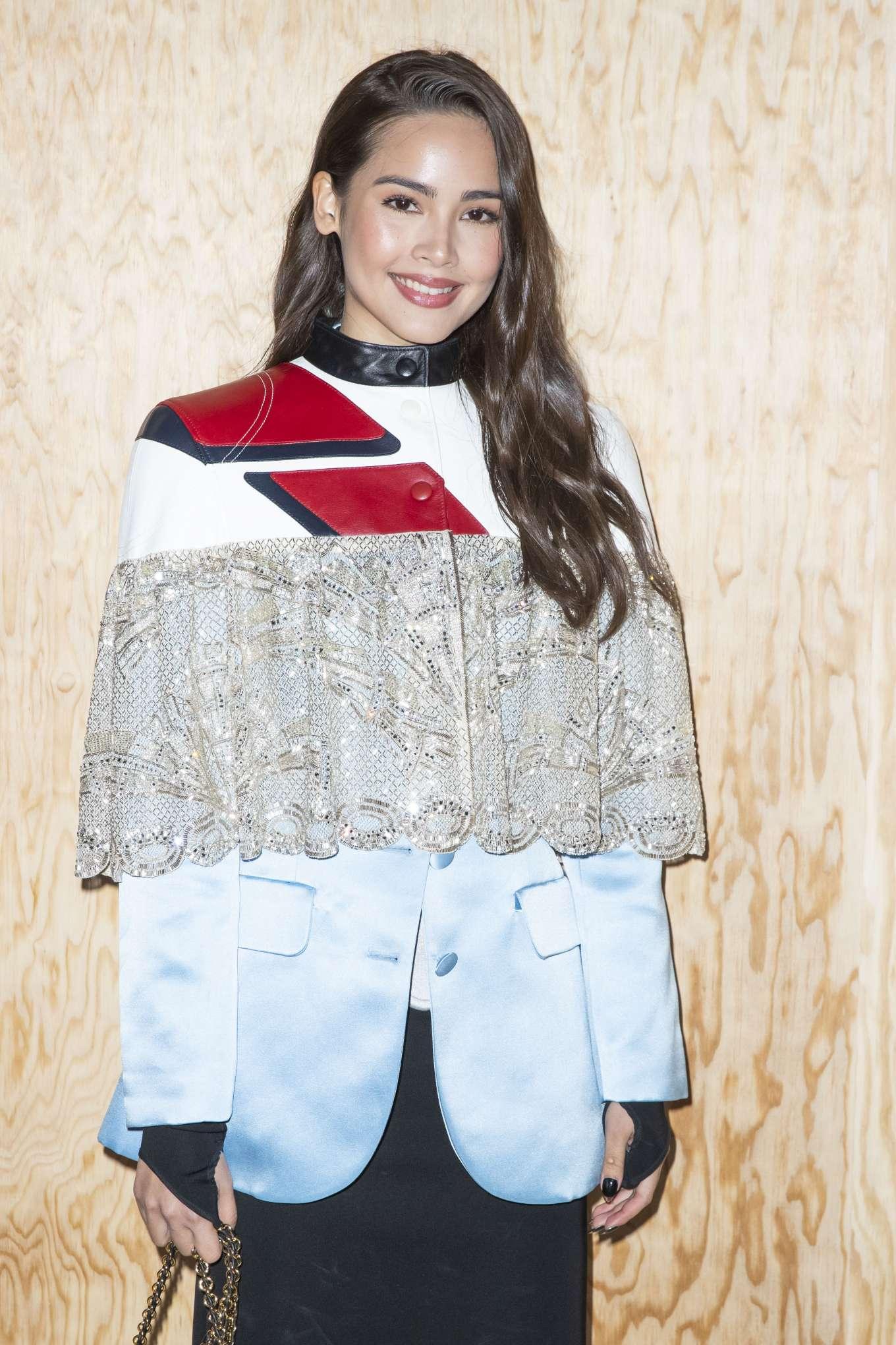 Urassaya Sperbund - Louis Vuitton Womenswear SS 2020 Show at Paris Fashion Week