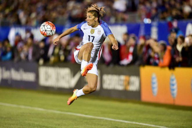 US Women's National Soccer Team 2016 assortment