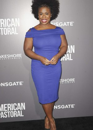 Uzo Aduba - 'American Pastoral' Premiere in Beverly Hills