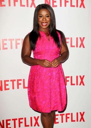 Uzo Aduba - 'Orange is the New Black' Special Screening in NY
