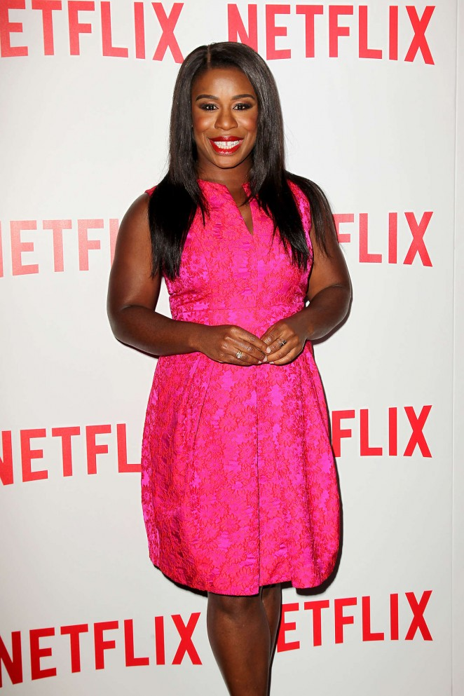 Uzo Aduba - 'Orange is the New Black' Special Screening in NY