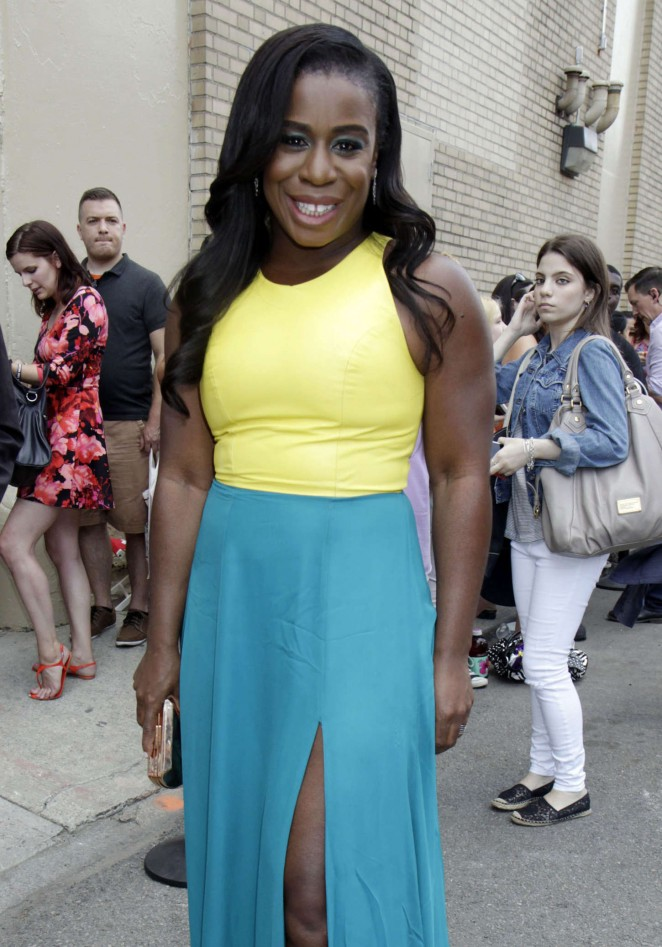 Uzo Aduba - 'Orangecon' Fan Event in NYC