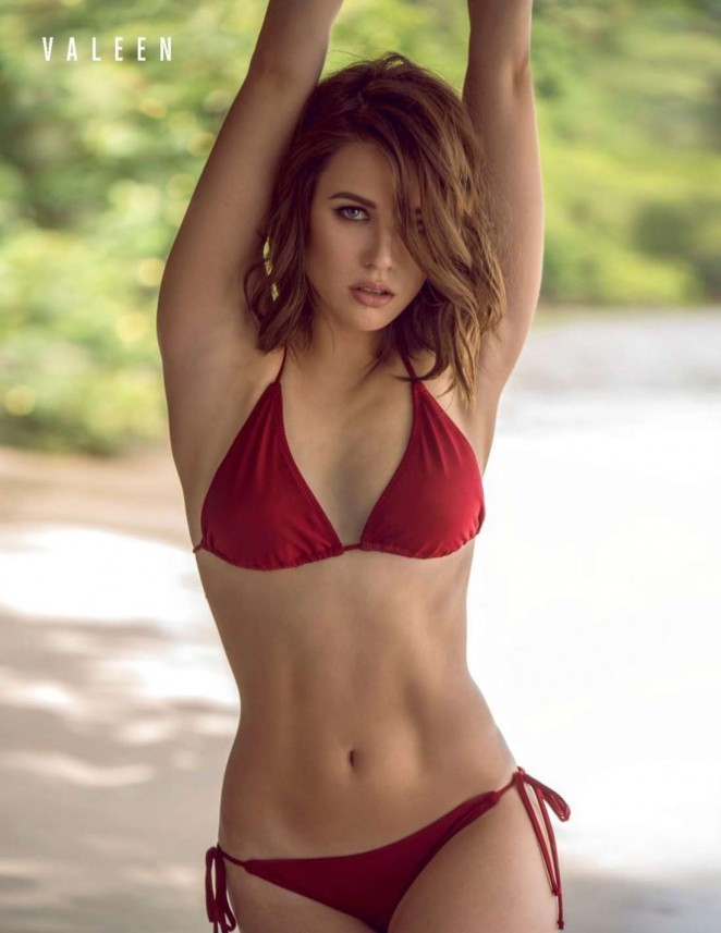 Valeen Montenegro - FHM Philippines Magazine (July 2015)