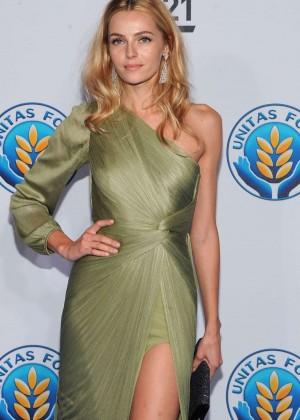 Valentina Zelyaeva - Unitas Gala against Sex Trafficking in NYC