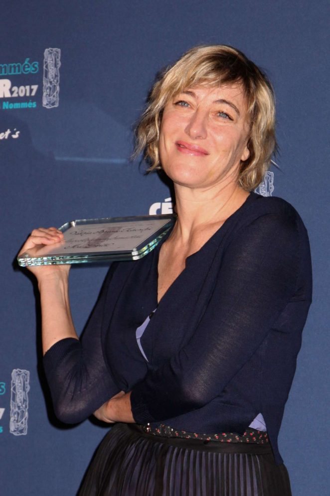Valeria Bruni Tedeschi - 2017 Cesar Nominee Luncheon in Paris