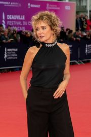 Valeria Golino - 45th Deauville US Film Festival in France