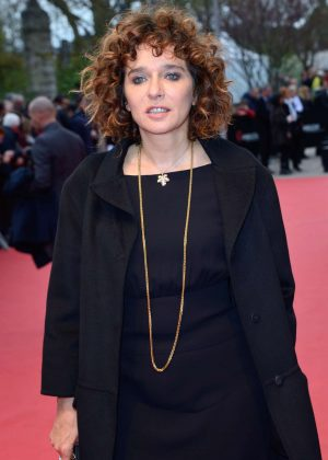 Valeria Golino - 9th Beaune International Thriller Film Festival in France