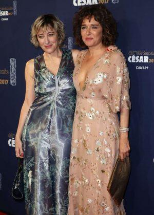 Valeria Golino - Cesar Film Awards 2017 in Paris