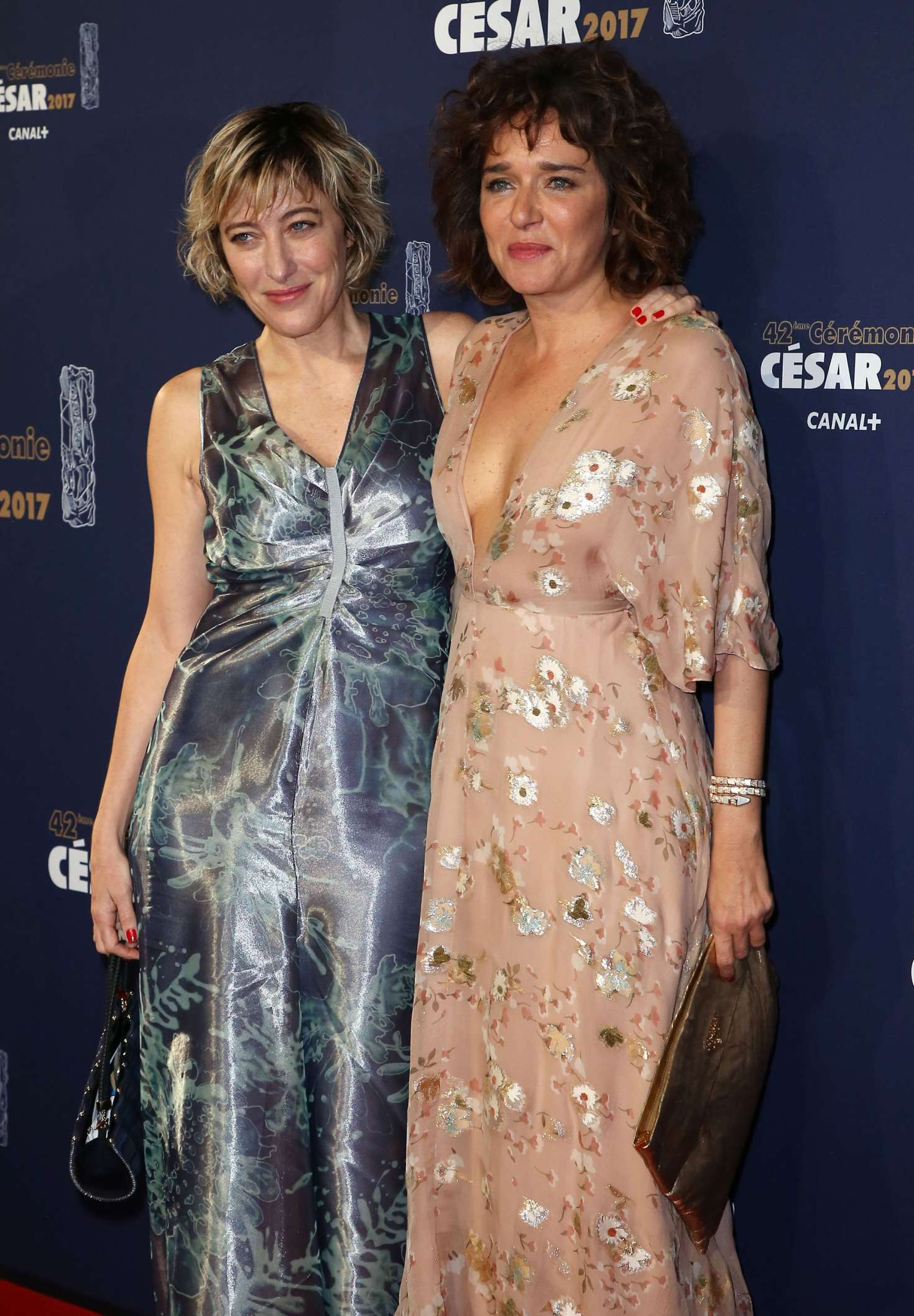 Valeria Golino - Cesar Film Awards 2017 in Paris
