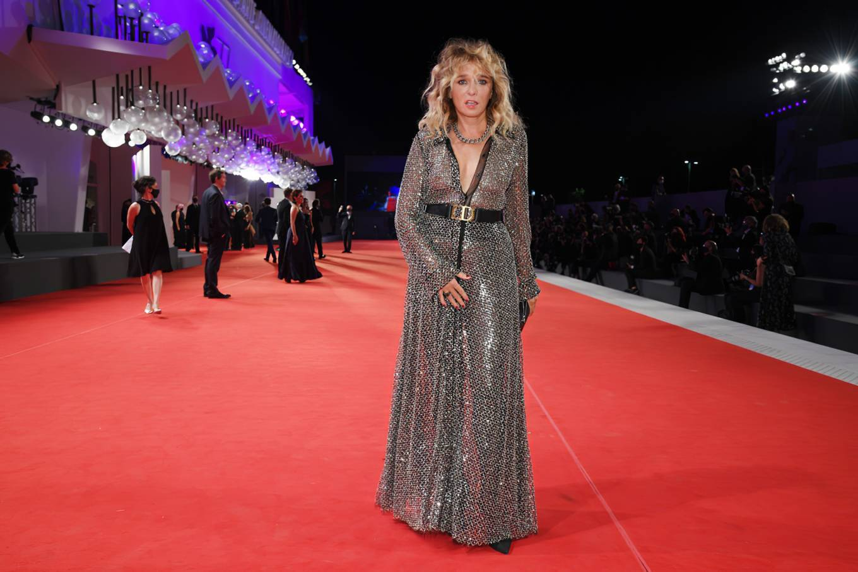 Valeria Golino 2020 : Valeria Golino – Closing Ceremony 2020 Venice Film Festival-06