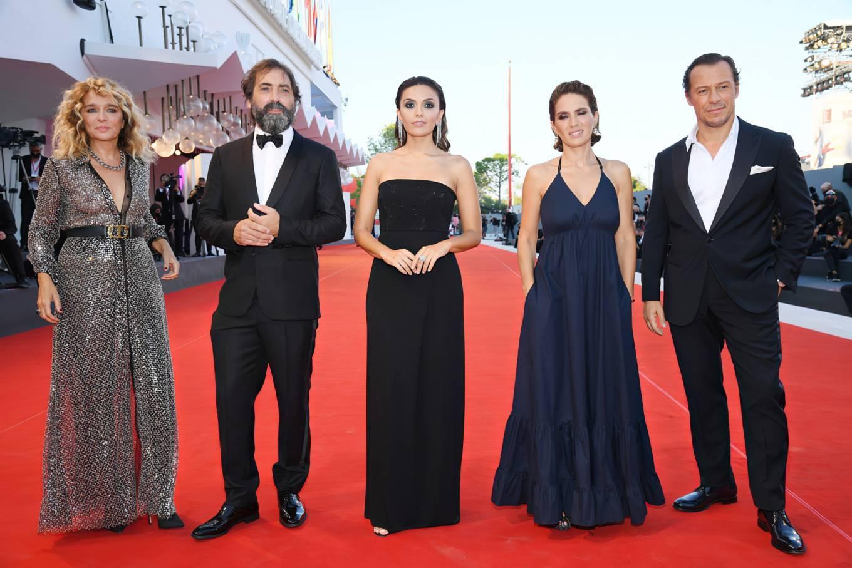 Valeria Golino 2020 : Valeria Golino – Closing Ceremony 2020 Venice Film Festival-19