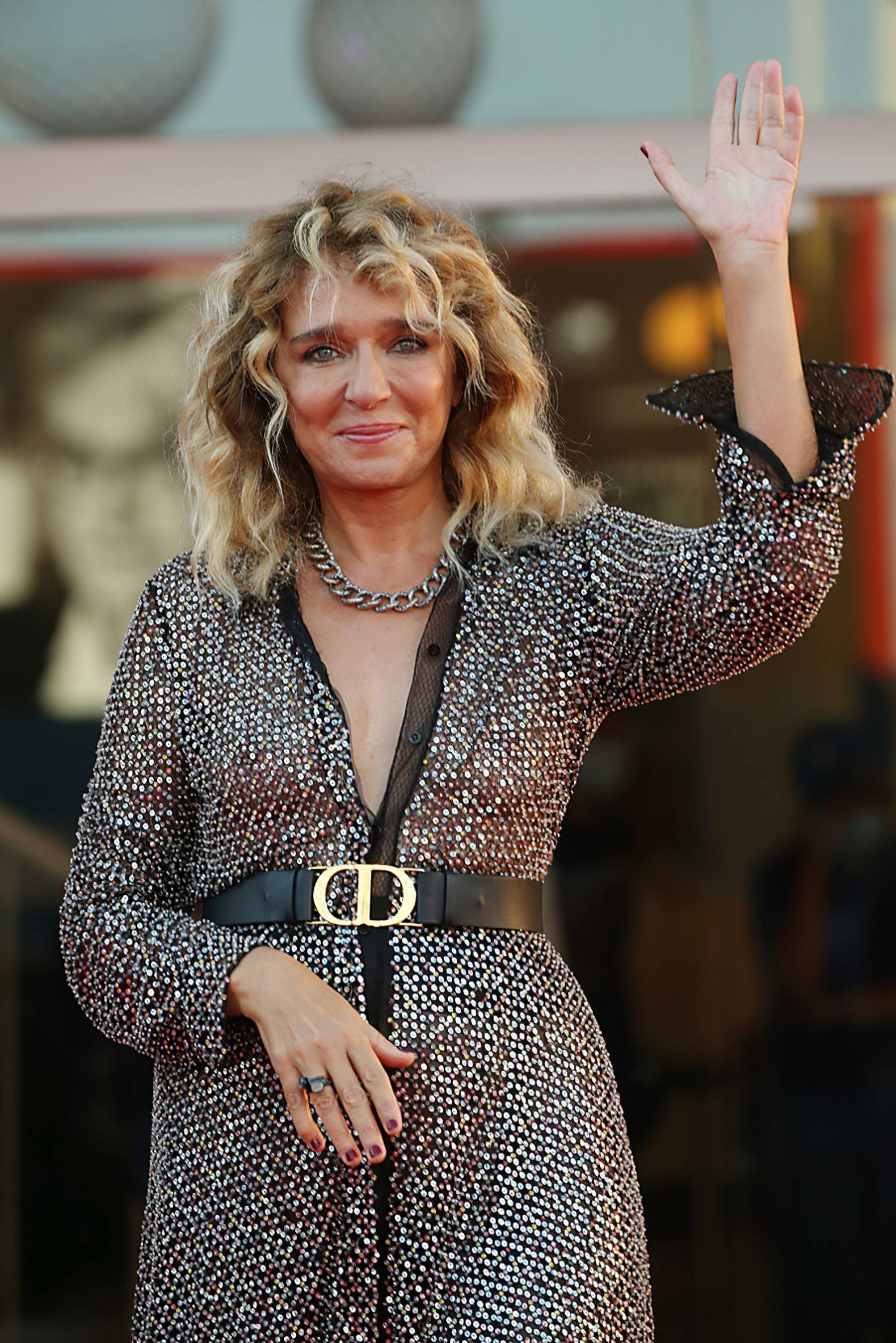 Valeria Golino 2020 : Valeria Golino – Closing Ceremony 2020 Venice Film Festival-25