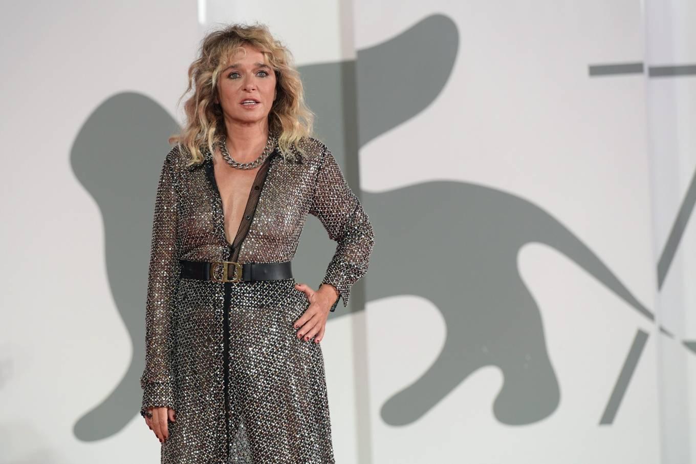 Valeria Golino 2020 : Valeria Golino – Closing Ceremony 2020 Venice Film Festival-26