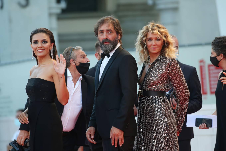 Valeria Golino 2020 : Valeria Golino – Closing Ceremony 2020 Venice Film Festival-28