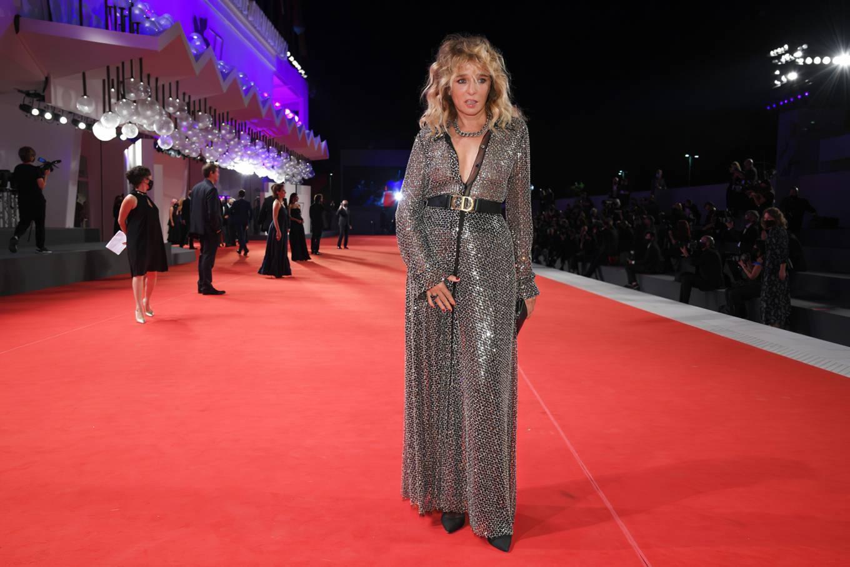Valeria Golino 2020 : Valeria Golino – Closing Ceremony 2020 Venice Film Festival-30