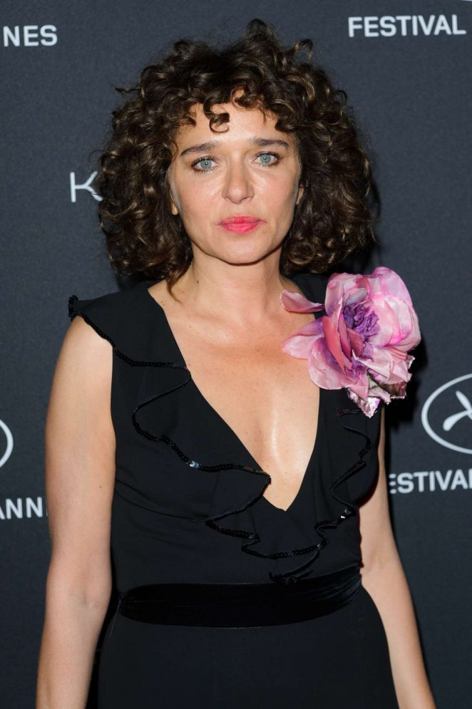 Valeria Golino - Kering Women in Motion Awards 2017 in Cannes