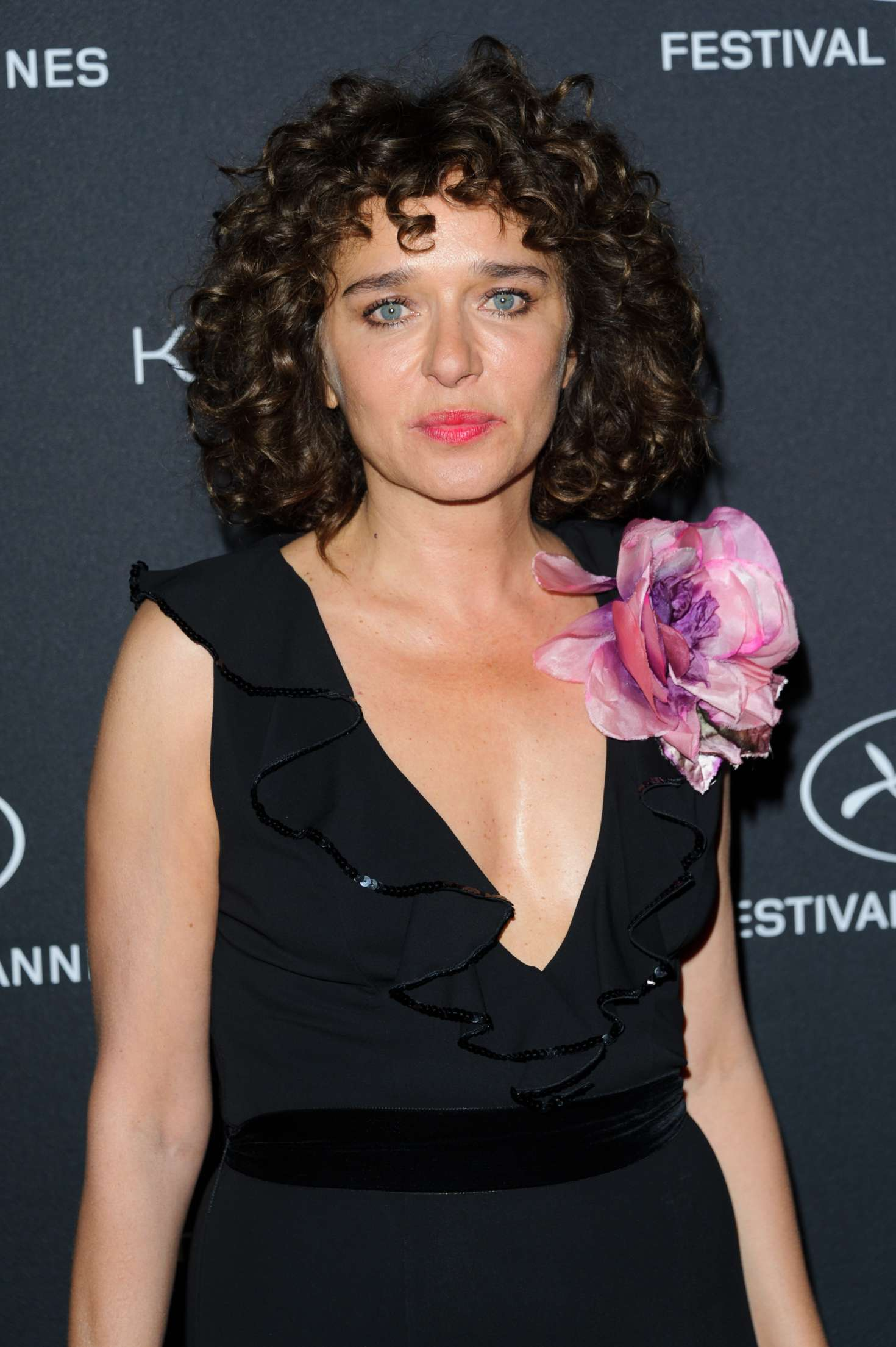 Valeria Golino - Kering Women in Motion Awards 2017 in Cannes