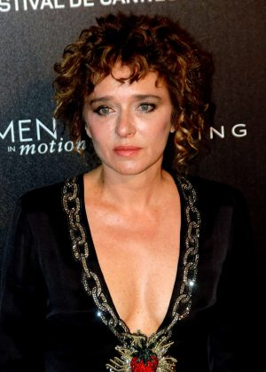 Valeria Golino - Women in Motion Gala Awards at 2016 Cannes Film Festival