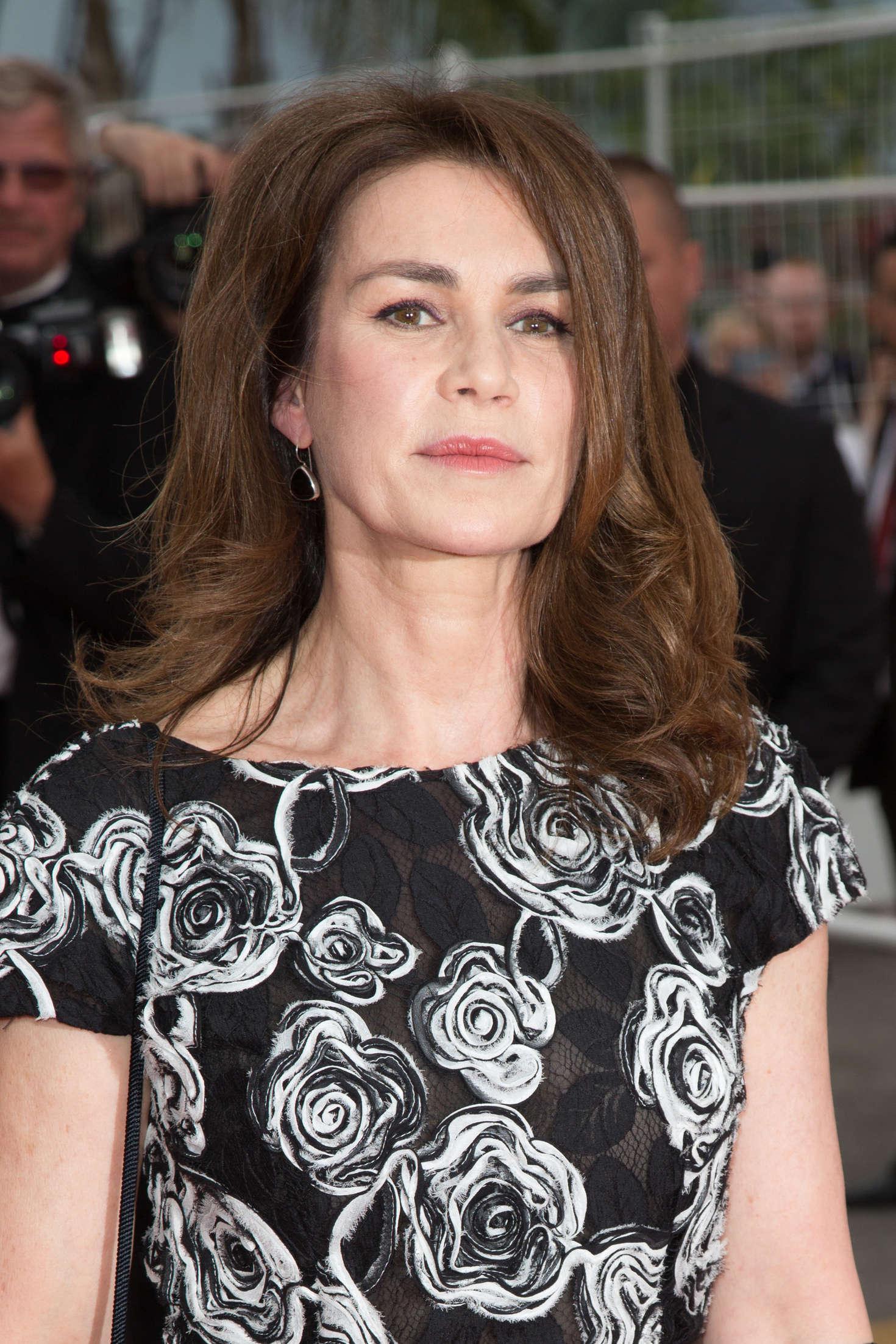 Valerie Kaprisky: Slack Bay Premiere at 2016 Cannes Film