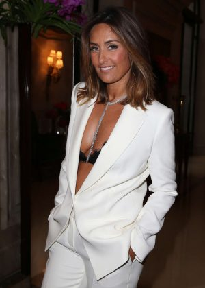 Valerie Messika - 7th edition of the Global Gift Gala Dinner in Paris