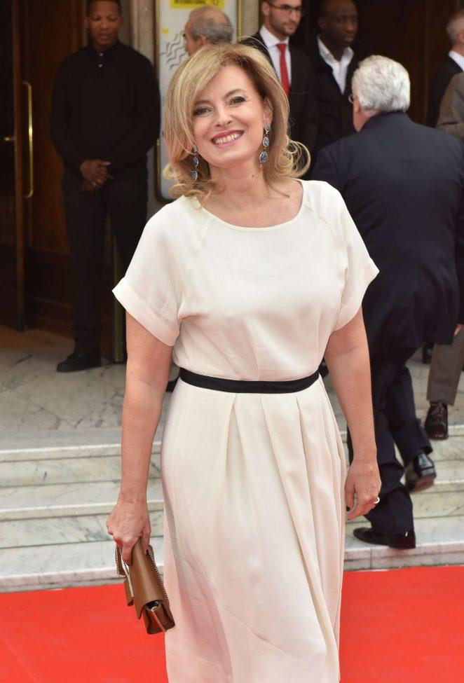 Valerie Trierweiler - 22nd Gala Musique Contre L'Oubli in Paris