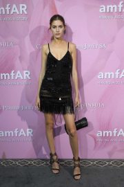 Valery Kaufman - 2019 amfAR Couture Cocktail and Dinner Party in Paris