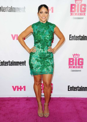 Valery Ortiz - VH1 Big in 2015 With Entertainment Weekly Awards in LA