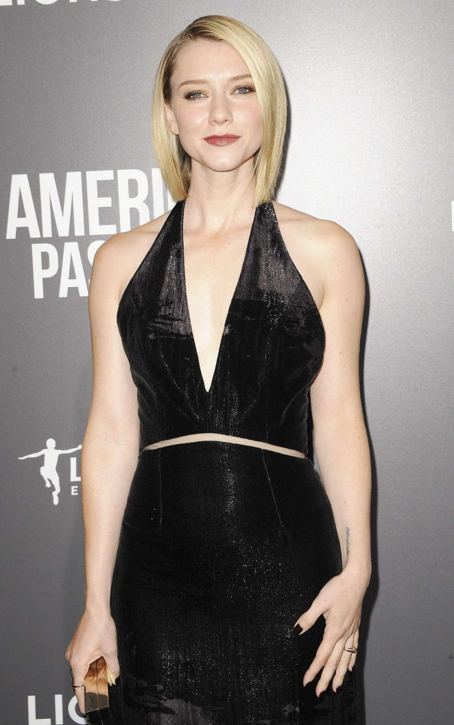 Valorie Curry - 'American Pastoral' Premiere in Beverly Hills