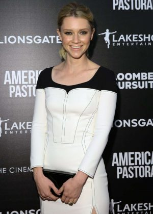Valorie Curry - 'American Pastoral' Screening in NY