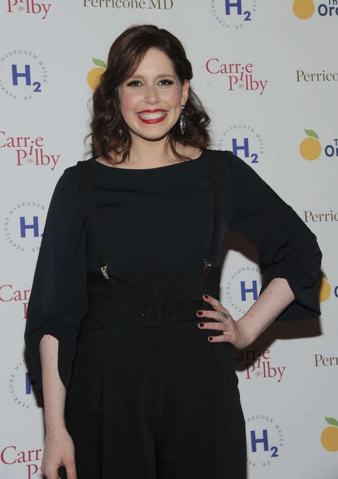 Vanessa Bayer – 'Carrie Pilby' Premiere in New York