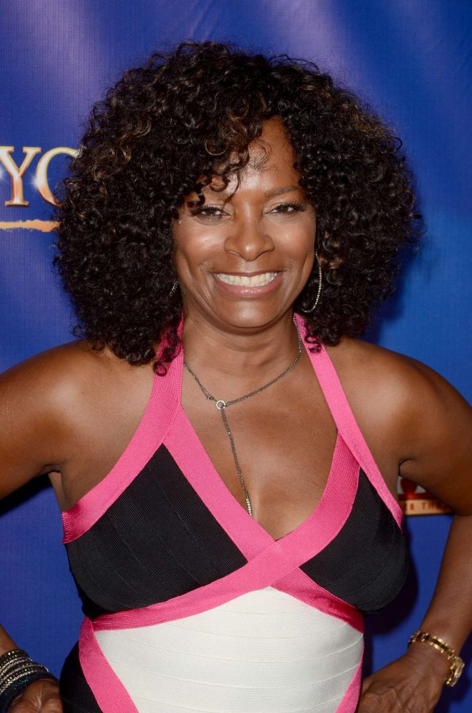 Vanessa Calloway - 'The Bodyguard' Opening Night in Los Angeles
