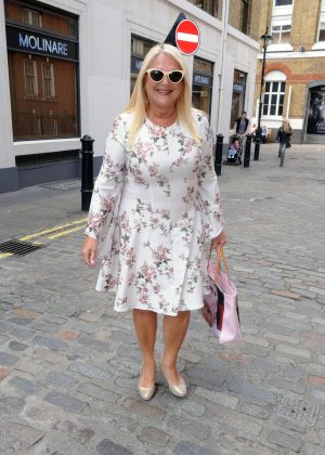 Vanessa Feltz at Sky Kids TV Event in London